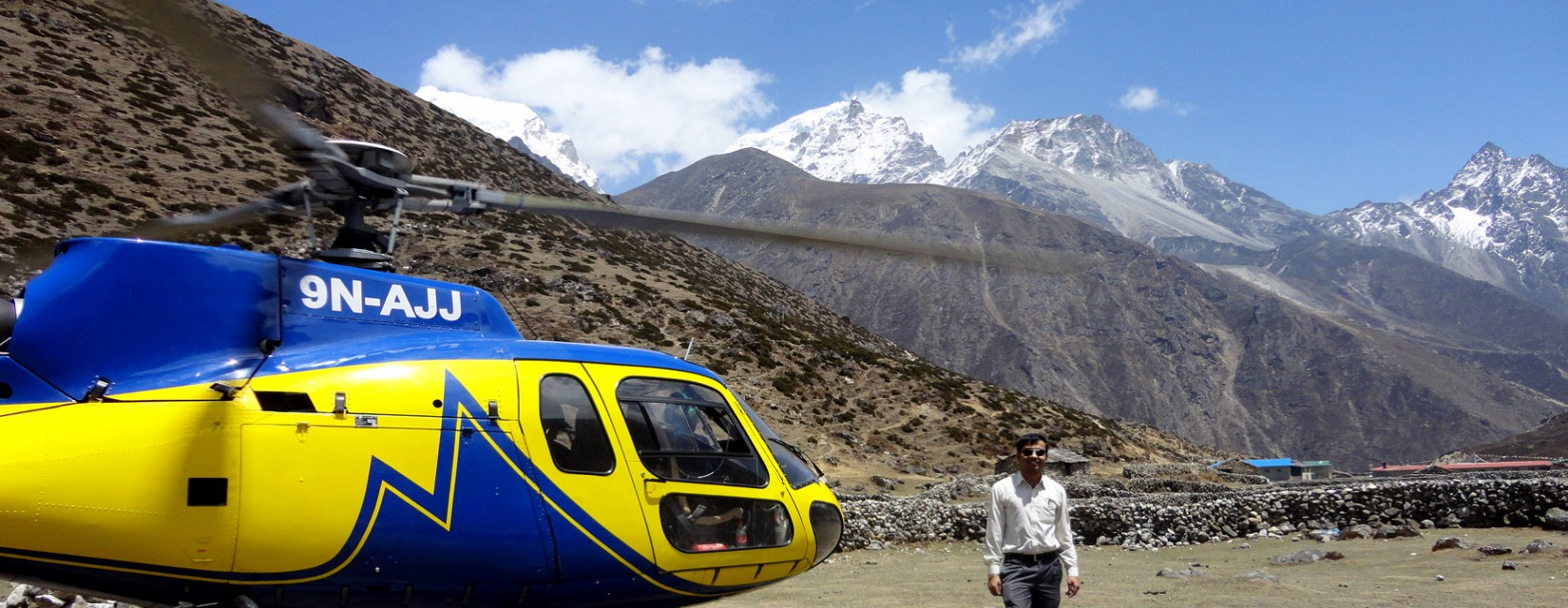 Heli Tour en Nepal