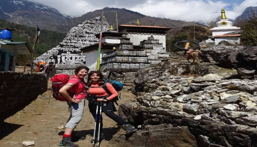 Presupuesto Everest Base Camp Trekking
