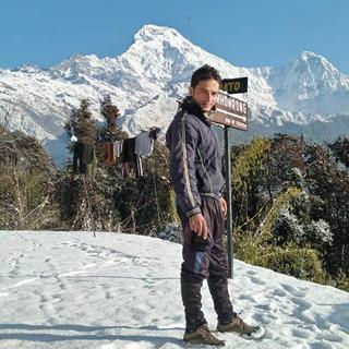 Yadu  Adhikari