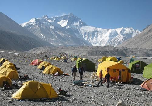 9 DIAS Tibet EBC Lhasa 2 pax