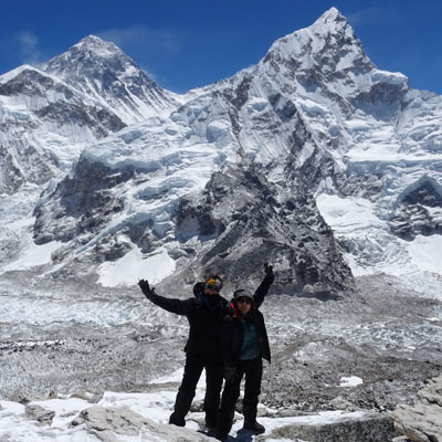Presupuesto Everest Base Camp Trekking