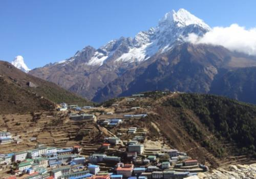 Everest Trekking Via Jiri