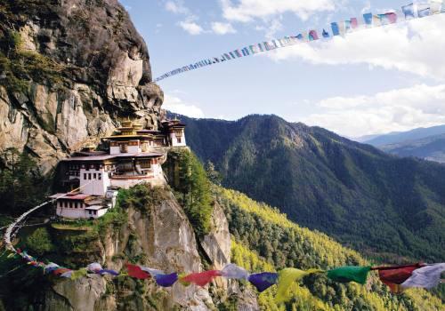 Excursiones en Nepal y Bhután