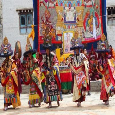 Mani Rimdu Festival 2019