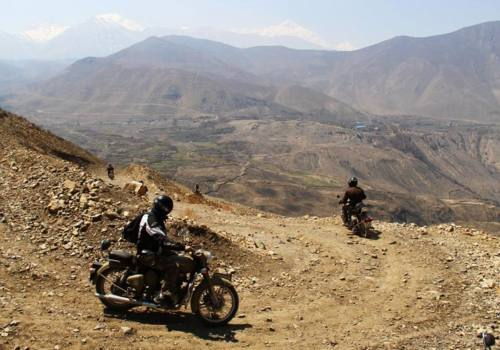 Royal Enfield Center Nepal Tours