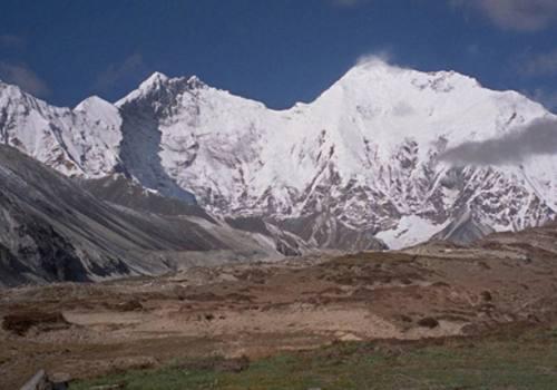 Tibet con Everest